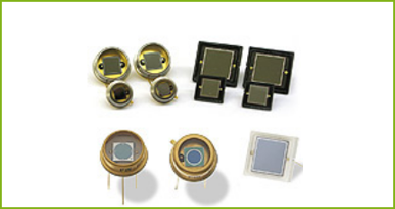 Planar Diffused Photodiodes